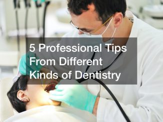 tips for going to the dentist